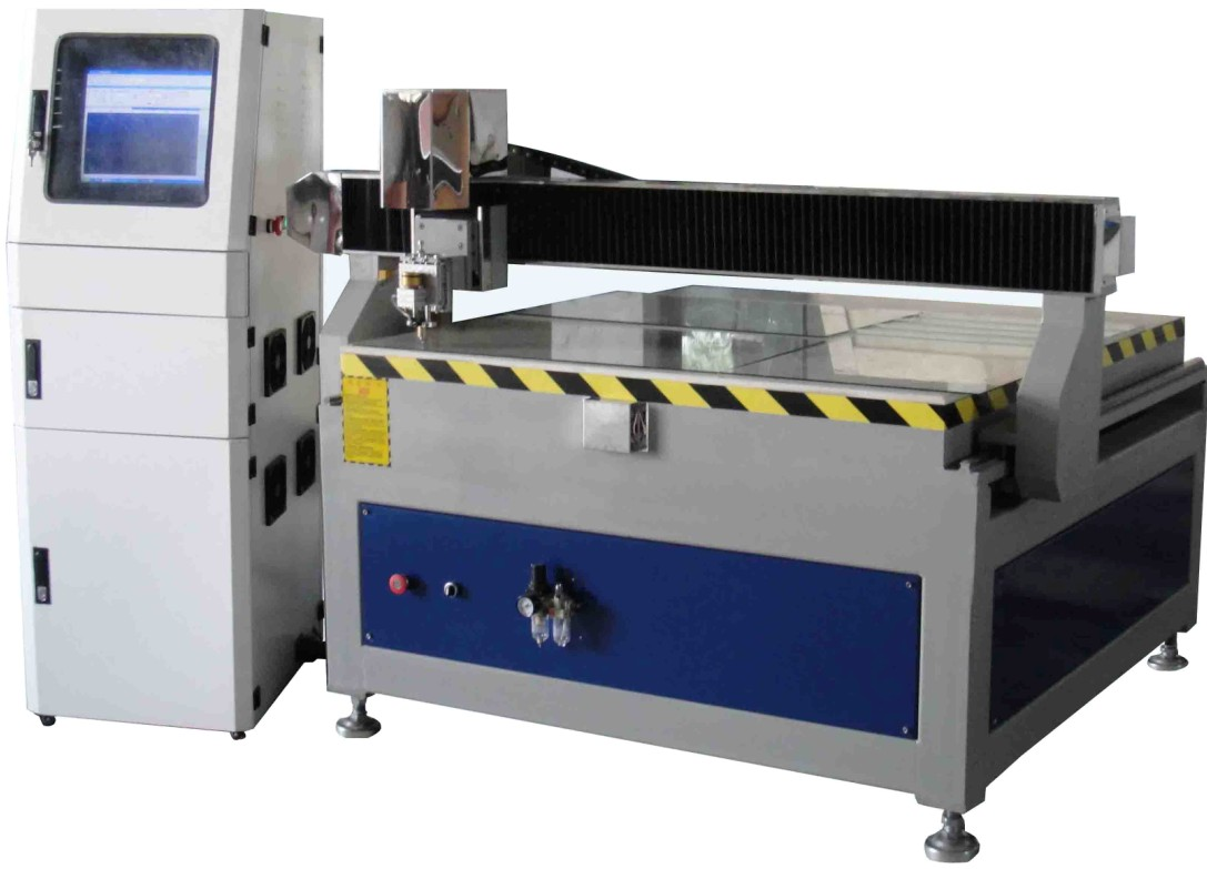 8070 CNC precision glass cutting machine