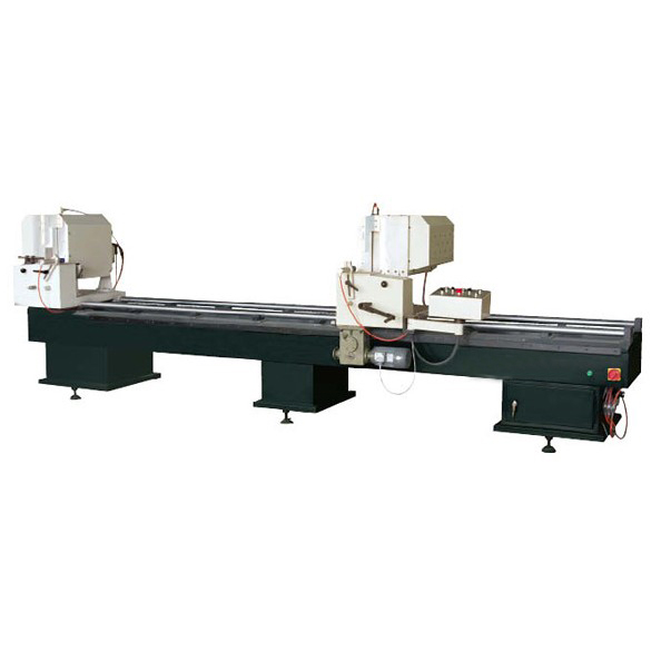 LJZ2-450×3700 Double-head cutting saw for PVC door & window