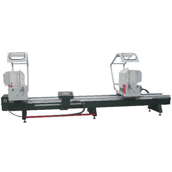 LJZ2-450×3700A Double-head cutting saw for PVC door & window