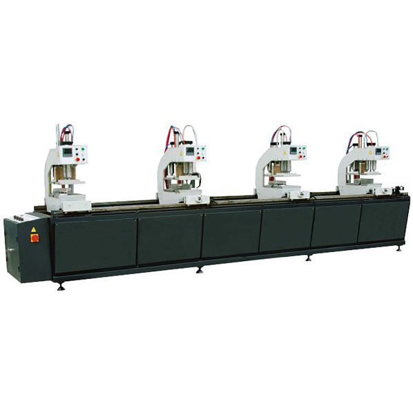 SHZ4-100×4500 Four-point welding machine for PVC door & window