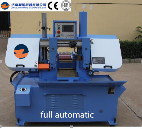 GS260 single jaw CNC band cutting machine